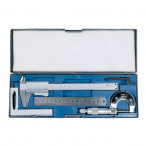 Measure instruments assortment, 4 pcs.
